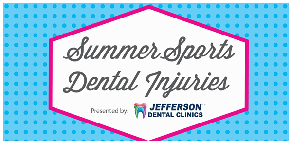 What You Need to Know About Summer Sports Dental Injuries