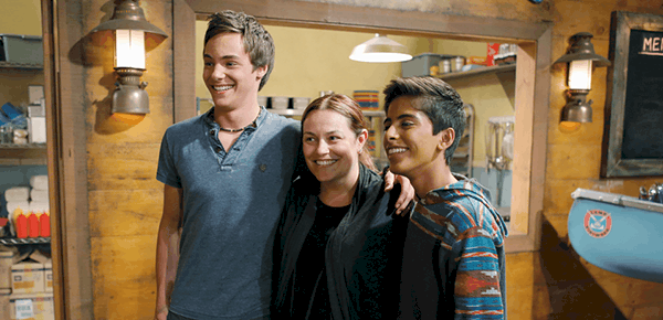 Exclusive Behind-the-Scenes with Disney Channel's BUNK'D Cast
