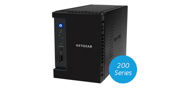 Create a Cloud Inside Your Home with NETGEAR ReadyNAS 202 {Review}
