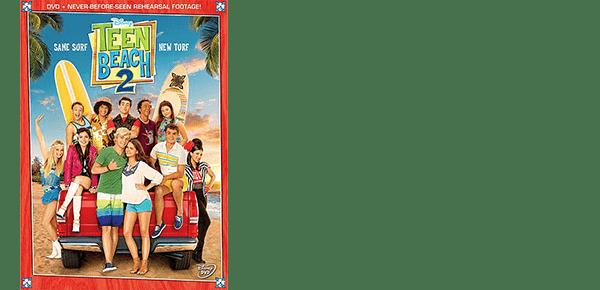 Summer Beach Party Fun: Teen Beach 2 Out Now on DVD