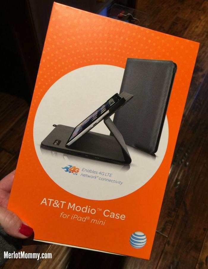 AT&T Modio LTE Case for iPad Mini