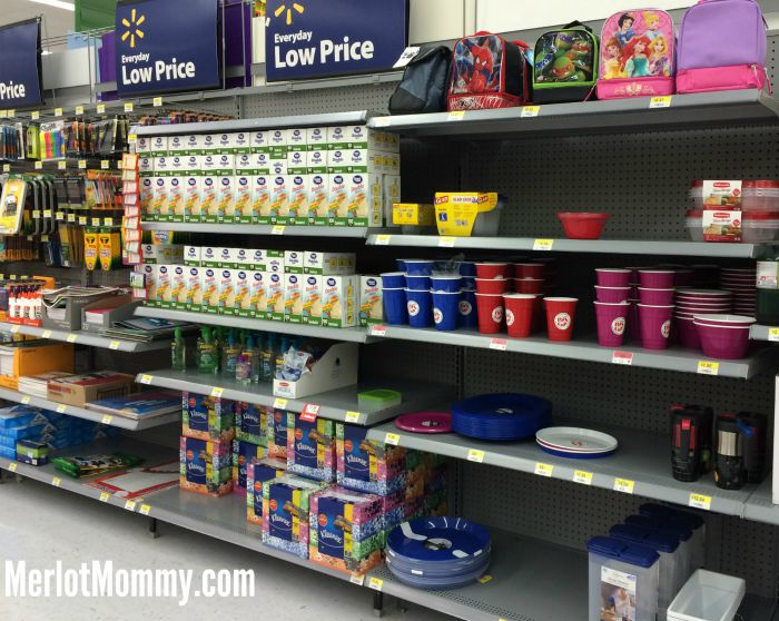 Back-to-School at Walmart Makes Shopping Easier with One-Stop Shopping #BTSlikeaboss