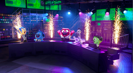 """""""Riley's First Date"""" Digital Short Makes Its World Premiere At #D23Expo"""