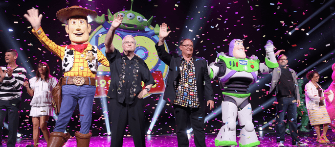 Pixar and Walt Disney Animation Studios Recap #D23Expo
