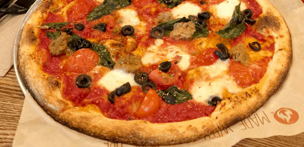 Visit Blaze's First Oregon Location in Beaverton for Fast-Casual Artisanal Pizza