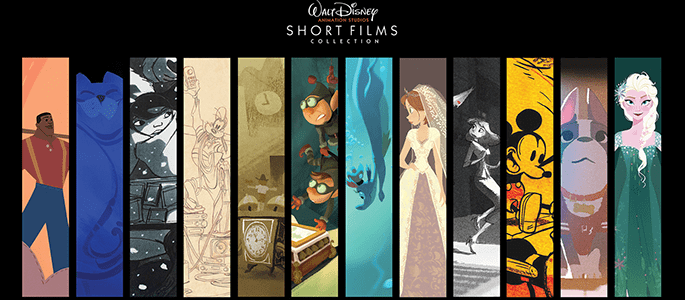 Own the Walt Disney Animation Studios Shorts Collection Today