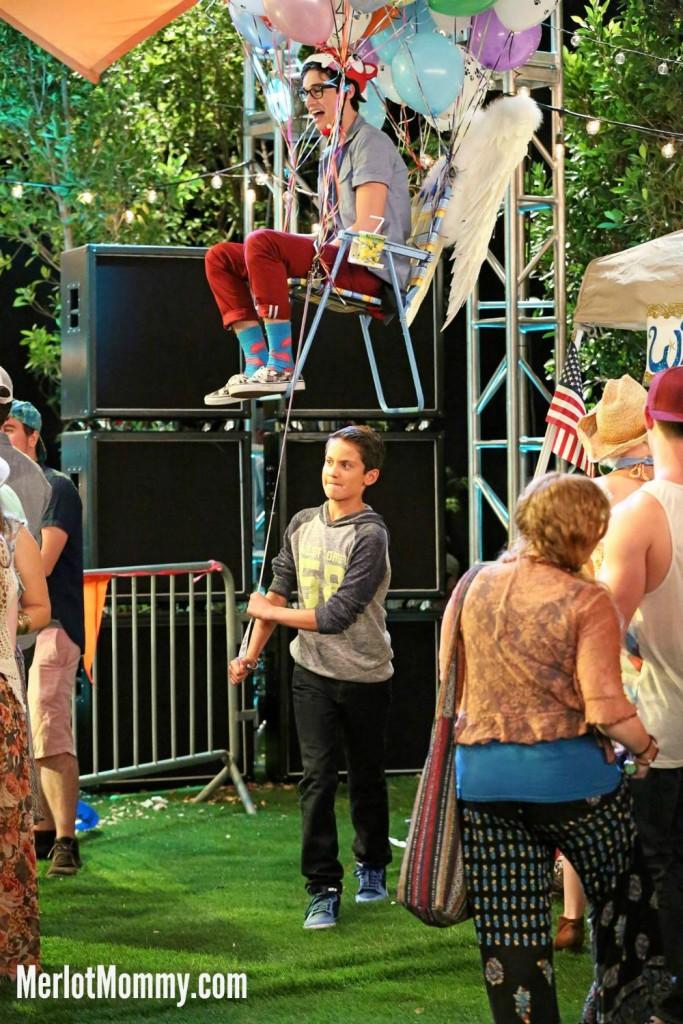 Behind the Scenes of Liv and Maddie #LivandMaddieEvent