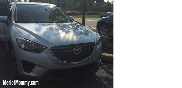 A Mom's View of the 2016 Mazda CX-5 {Review}