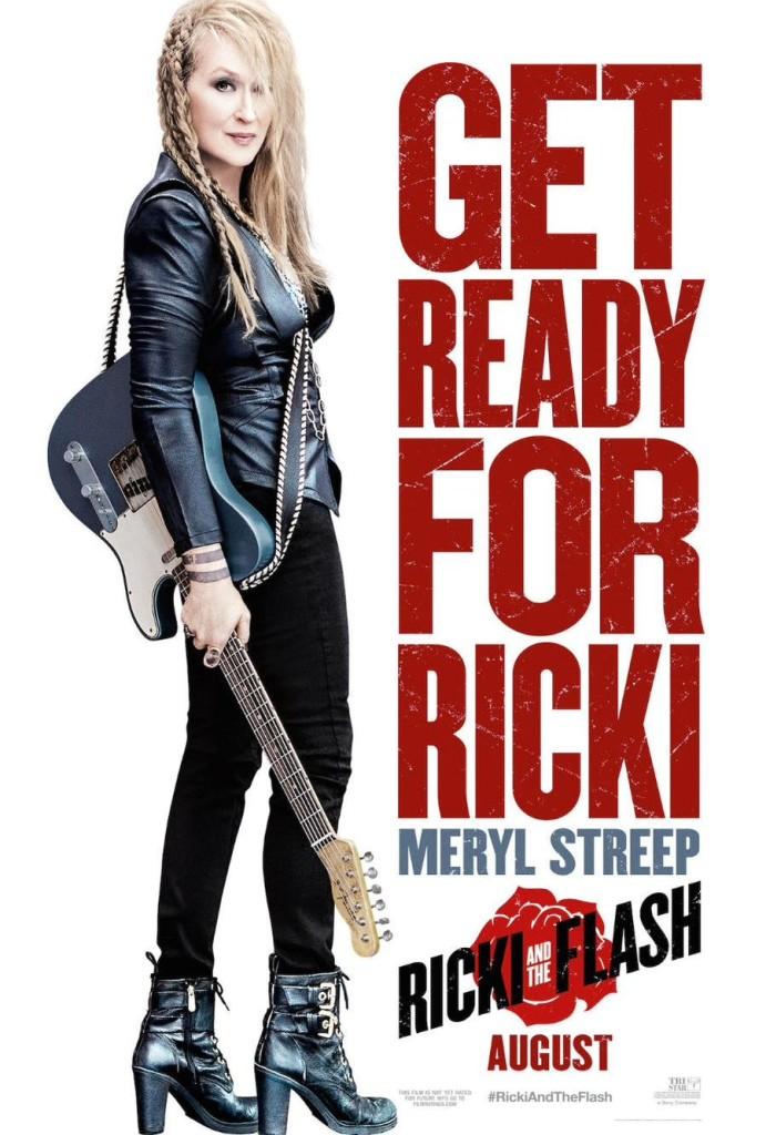 6 Reasons to See Ricki and the Flash #RickiandtheFlash