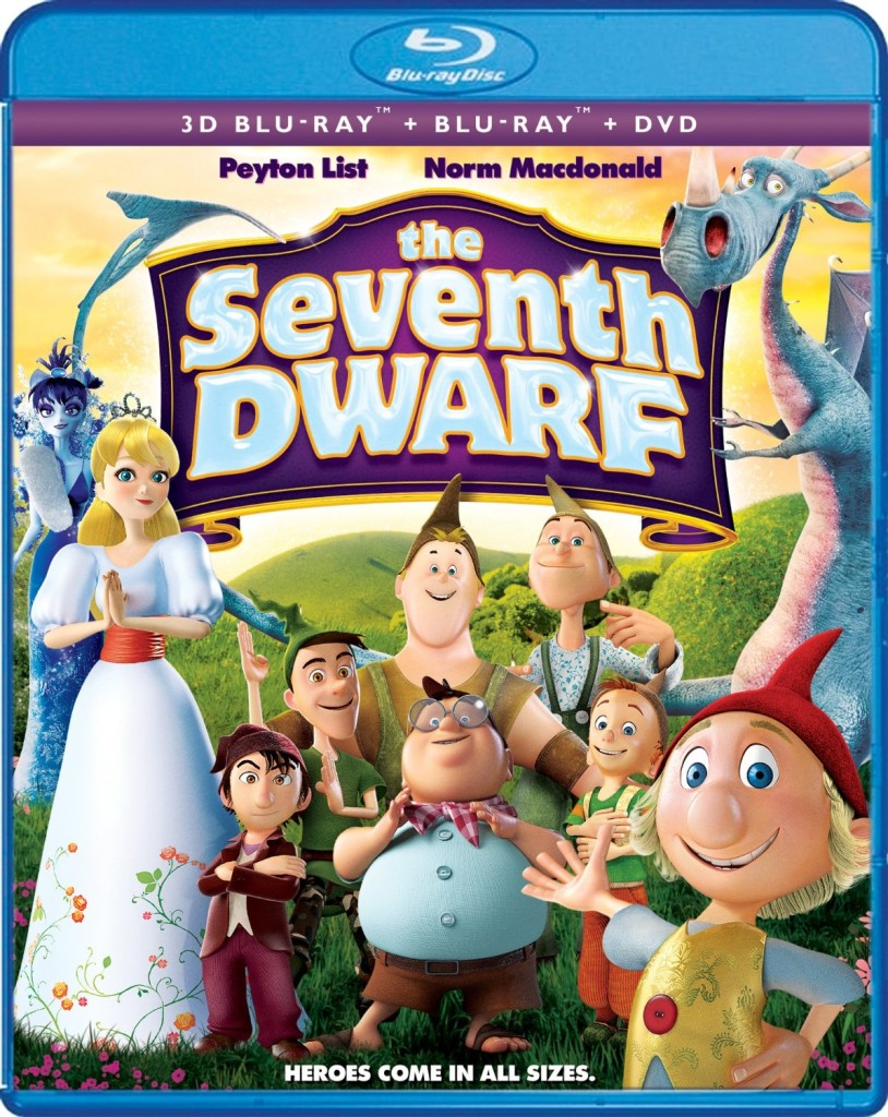 The Seventh Dwarf on DVD and Blu-Ray August 18