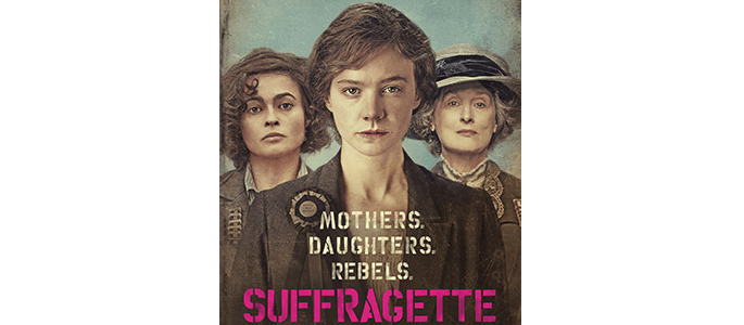 SUFFRAGETTE 'That's For Today' Clip #SUFFRAGETTE