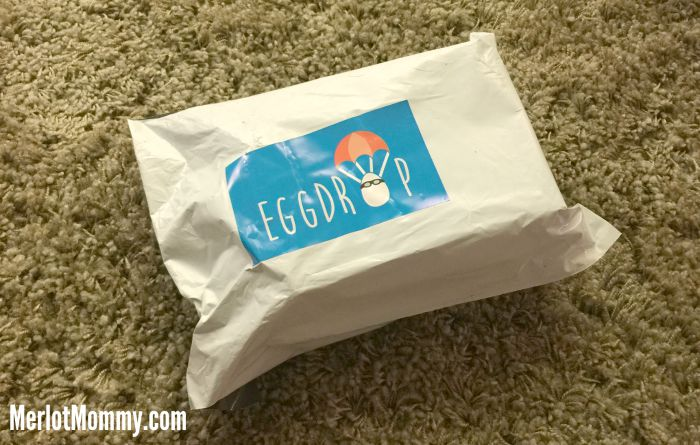 EggDrop Subscription Box for Kids {Review}