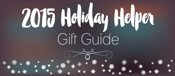 2015 Holiday Helper Gift Guide Submissions are Open #HH2015