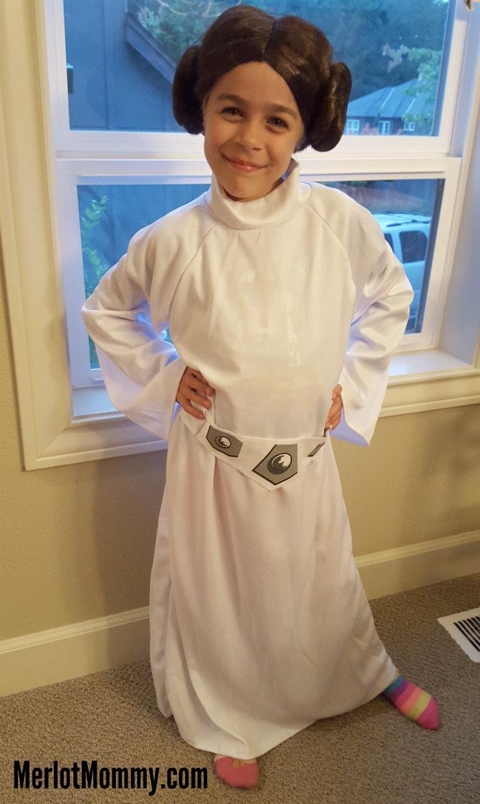 halloween costumes princess leia
