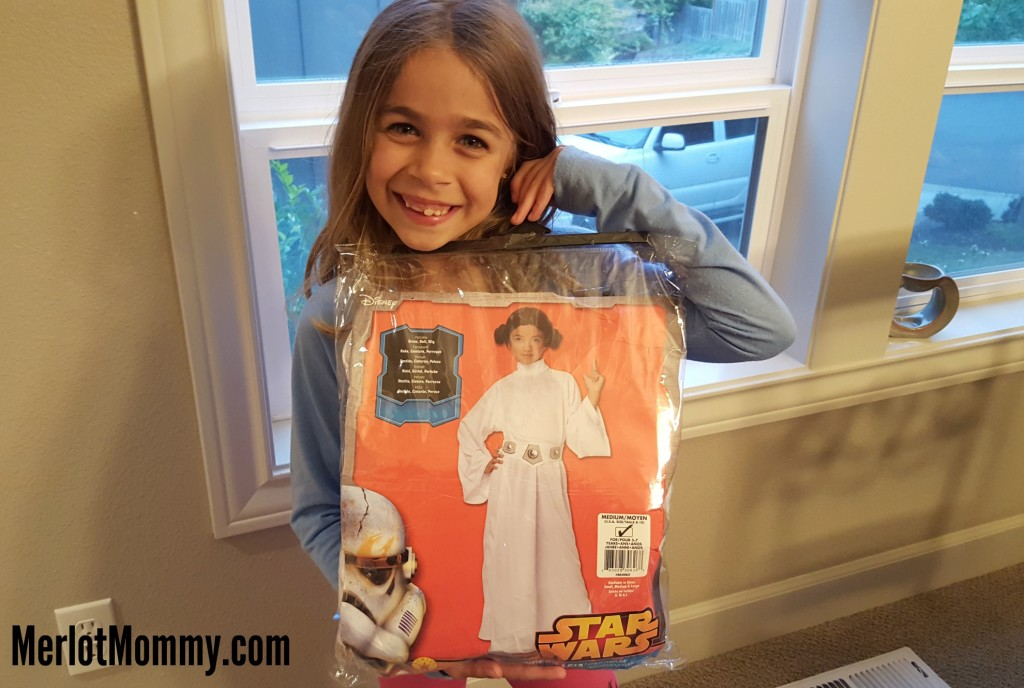 Star Wars Princess Leia Costume at Costume Discounters