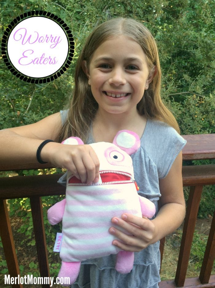 Worry Eaters Review and #Giveaway ends 10/7