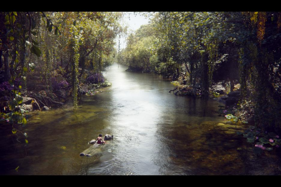 Disney's THE JUNGLE BOOK Trailer and Images Now Available