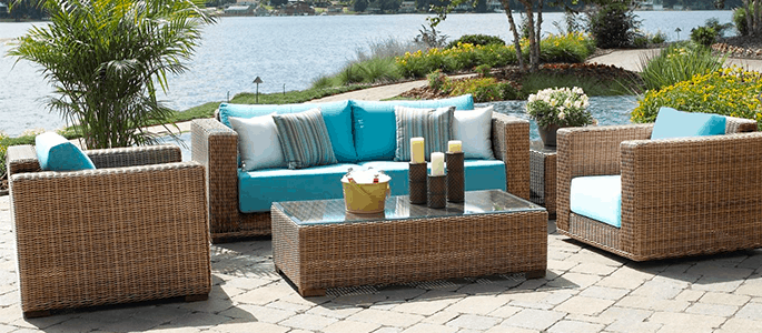 Wicker Furniture: The Ideal Patio Personality