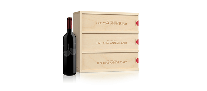 WineforaWedding is a Unique and Personal Wine Box Gift
