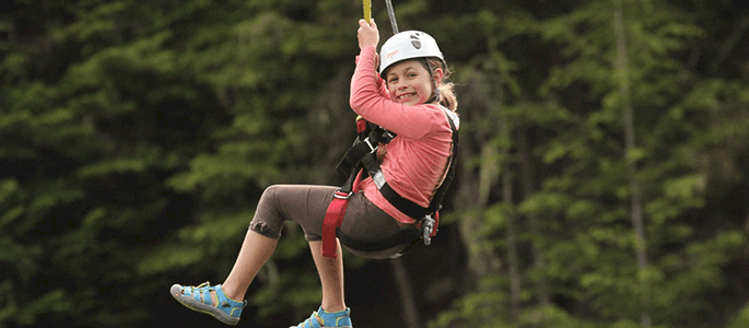 Ultimate Adventure in Whistler BC: Zip Line with Ziptrek Ecotours