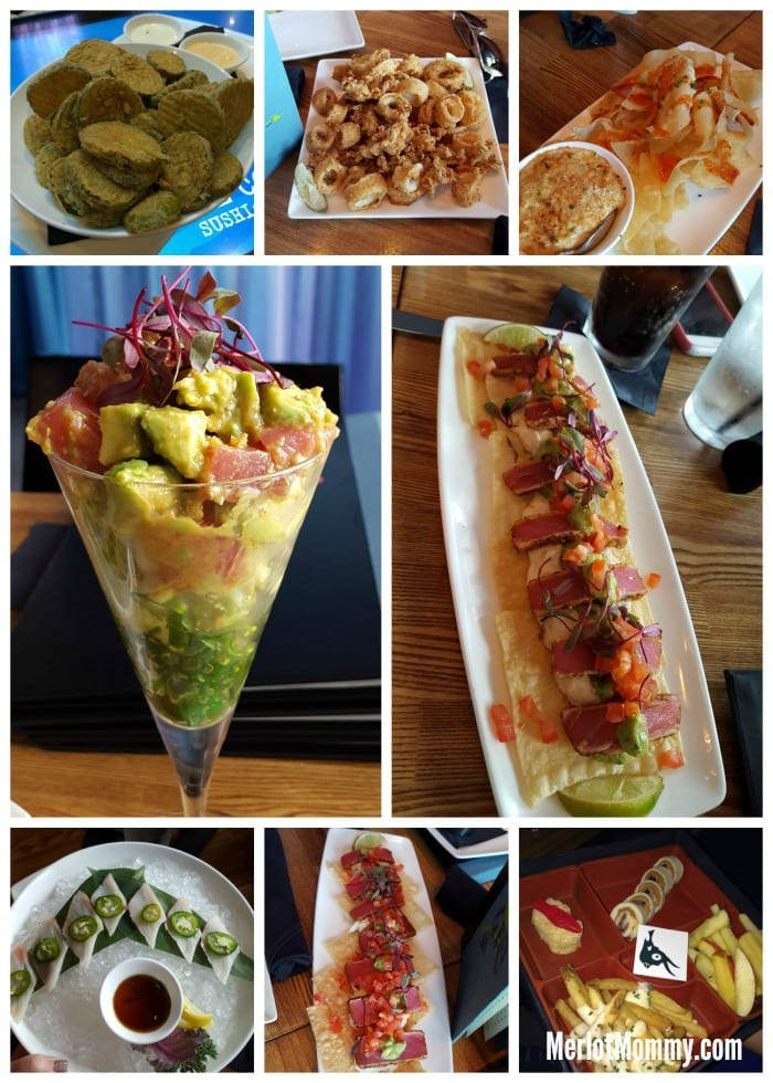 The Cowfish Sushi Burger Bar at CityWalk Universal Orlando Resort