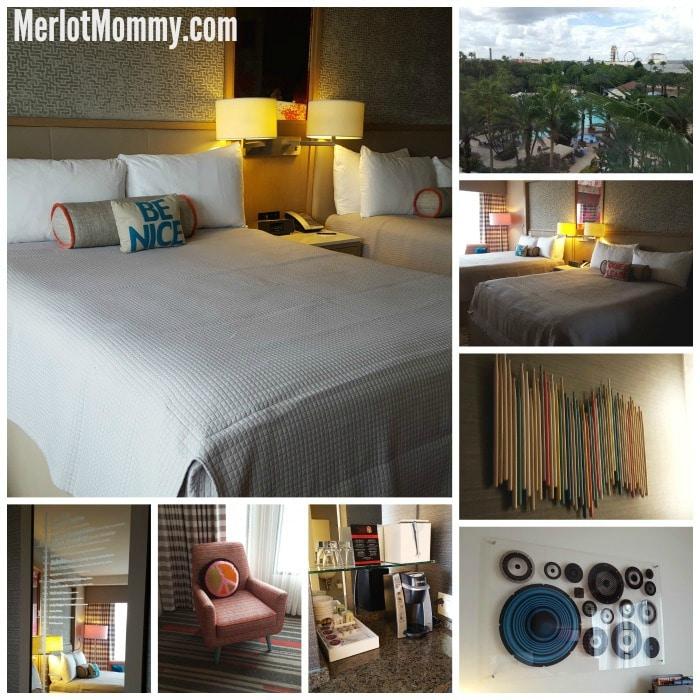 Sleep Soundly at the Hard Rock Hotel at Universal Orlando