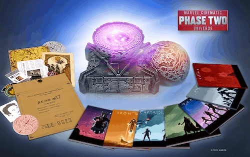 Marvel Cinematic Universe: Phase Two Collection Available Exclusively on Amazon Dec 8
