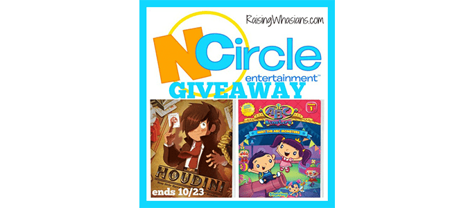 Enter to Win the NCircle DVD #Giveaway ends 10/23