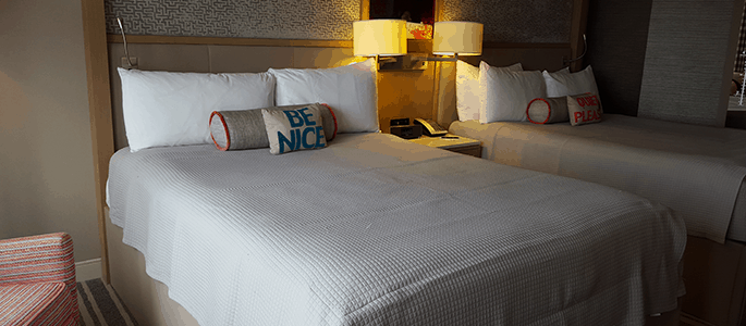 Sleep Soundly at the Hard Rock Hotel at Universal Orlando