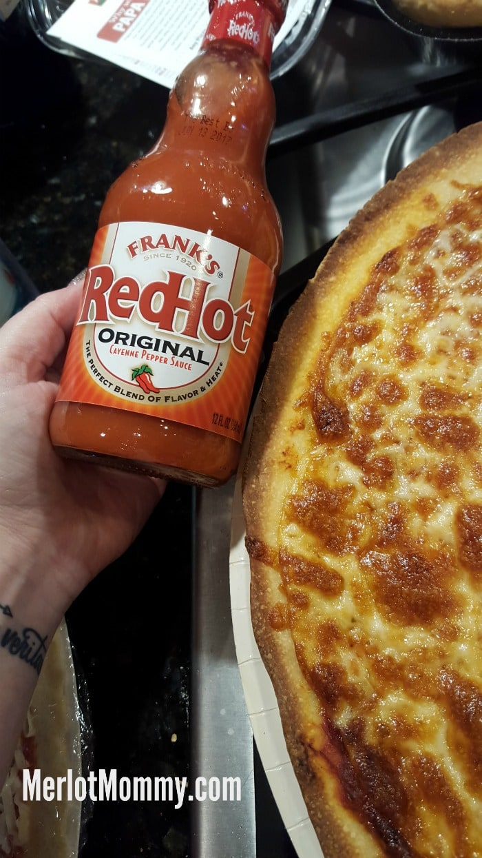 Enter to Win a $25 Papa Murphy's Gift Card + Frank's Red Hot Sauce #SpiceYourSlice Giveaway ends 10/12