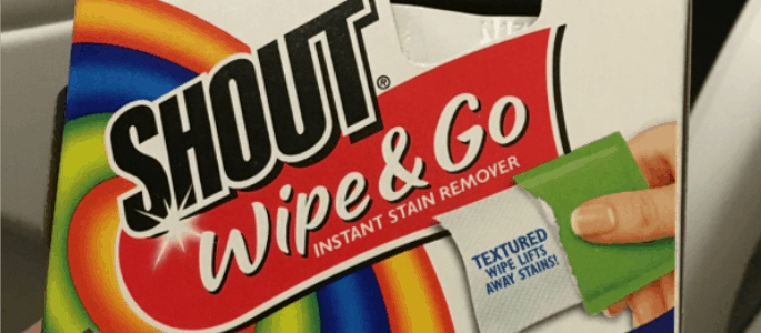 A New Generation of Stains #ShoutItOut