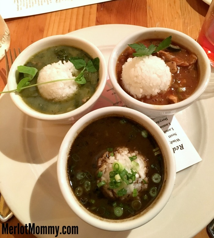 Get a Taste of New Orleans with Gumbo Weekend at Acadia 11/13-14