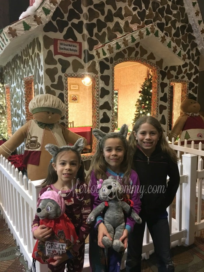 Experience the Magic This Holiday Season at Great Wolf Lodge