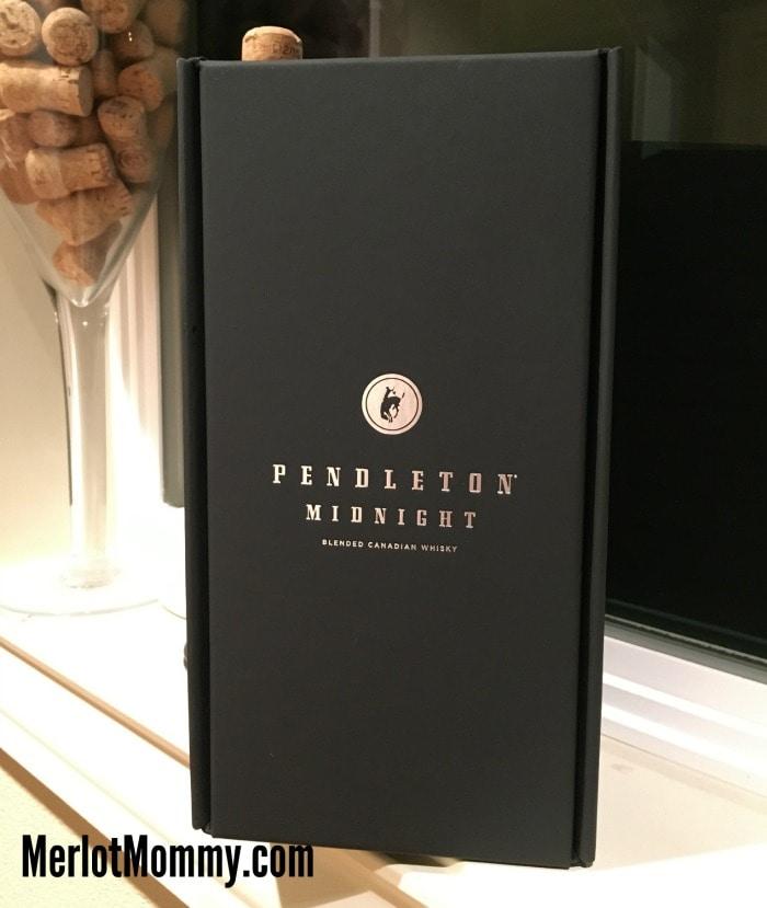 Hood River Distillers Pendleton Midnight Canadian Whisky