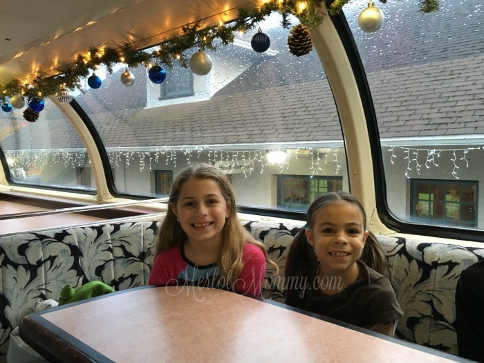 Take a Ride to the North Pole on the POLAR EXPRESS™