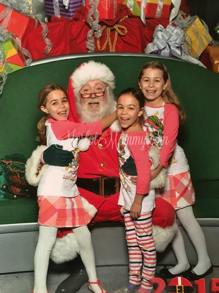 Santa HQ is Back at Washington Square
