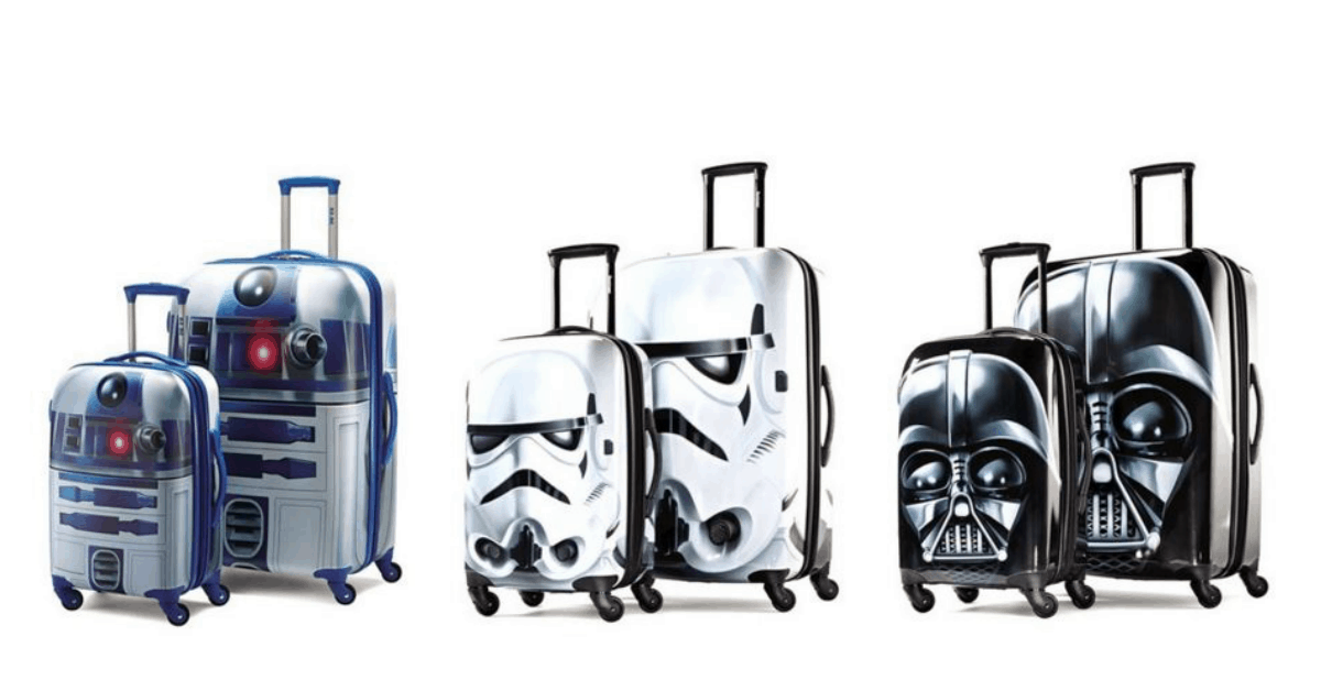 Enter to Win a set of American Tourister Luggage #Giveaway ends 12/15