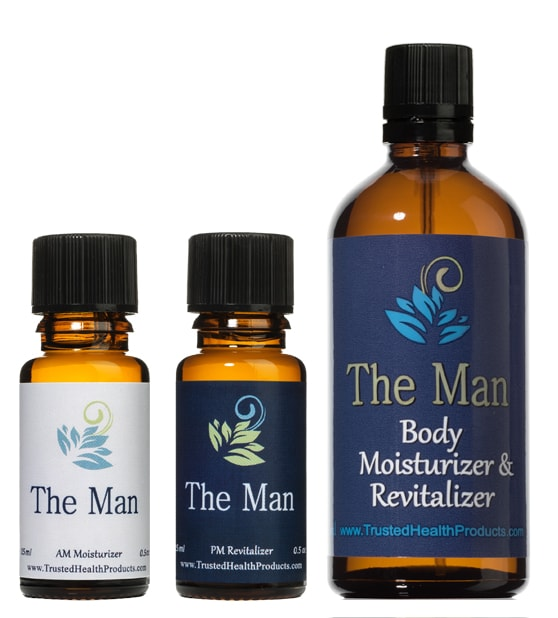 Body Moisturizer and AM/PM Facial Bundle For Him and Her