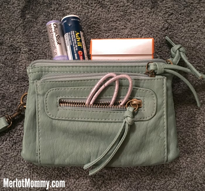 So What's in Your Purse?