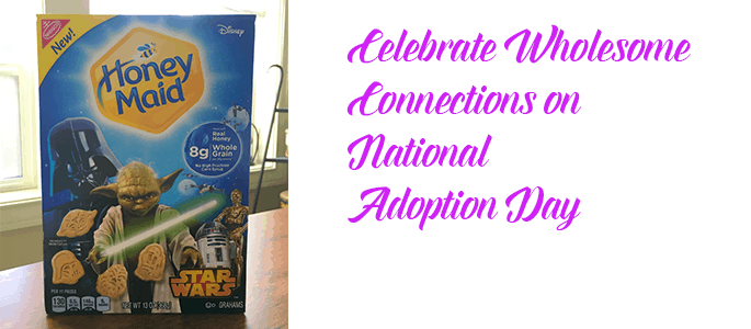 Celebrate Wholesome Connections on National Adoption Day