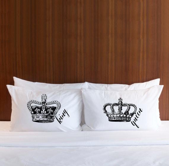 Royal Pillowcase Set