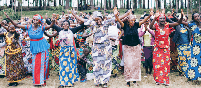 A Journey Toward Reconciliation: Rwanda Path to Peace 10th Anniversary Celebration