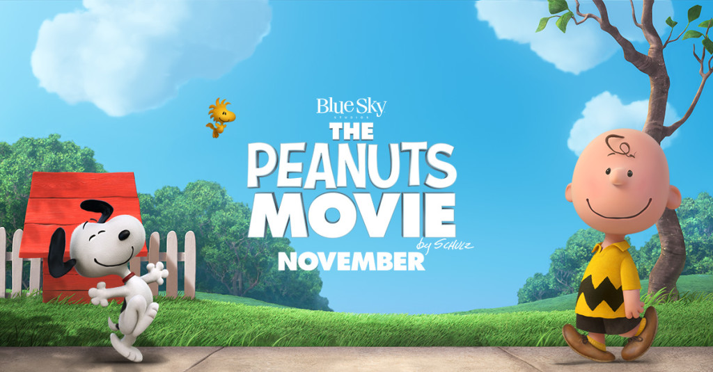 Classic Charlie Brown Delights in The Peanuts Movie