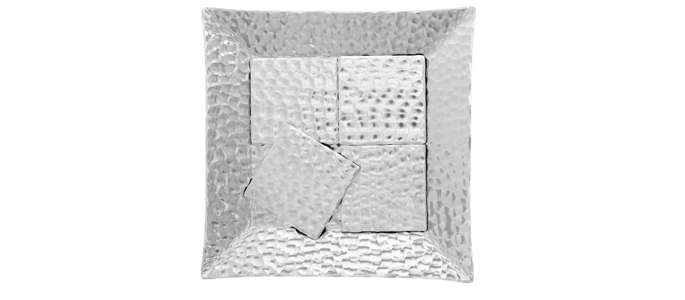 Waterfall Essentials Large Square Set from Wendell August