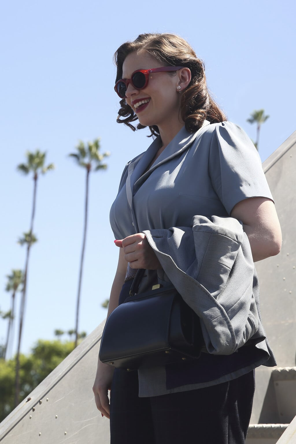 MARVEL'S AGENT CARTER (ABC/Patrick Wymore) HAYLEY ATWELL