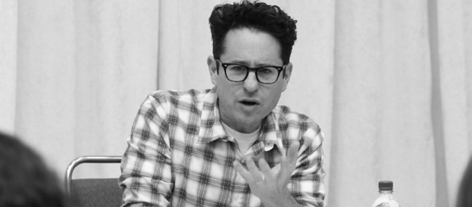 JJ Abrams on How BB-8 was Created: Star Wars Exclusive Interview (Part 2)