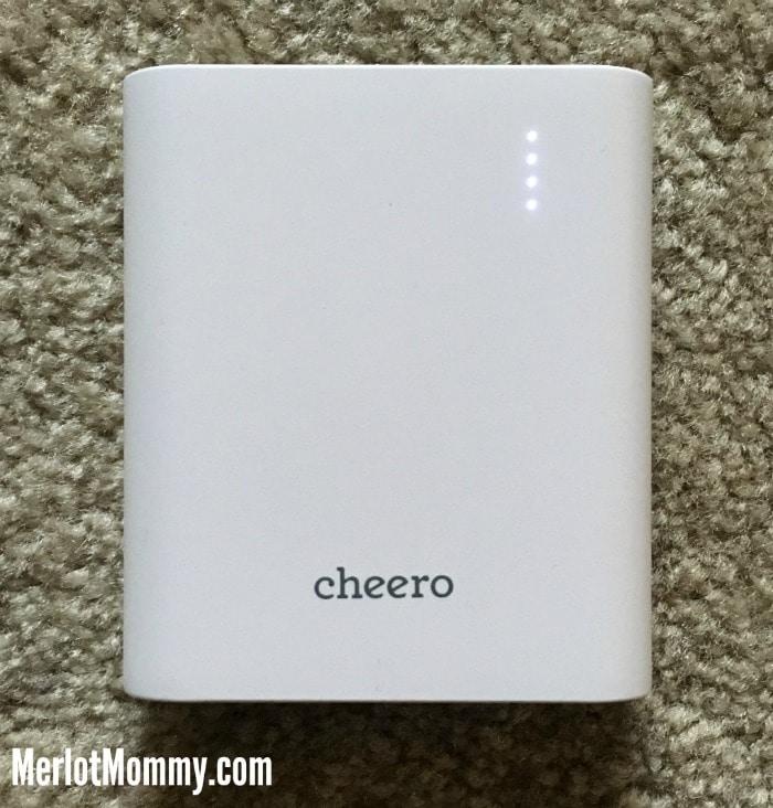 cheero PowerPlus 3 External Battery Pack