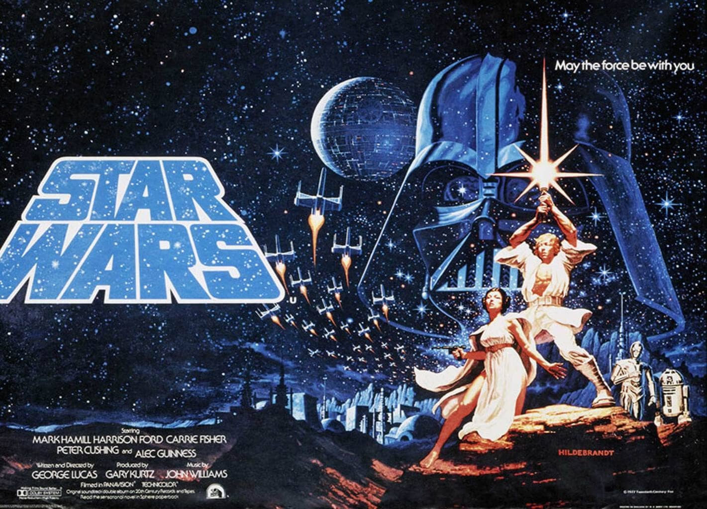 What's the Proper Order to Watch Star Wars