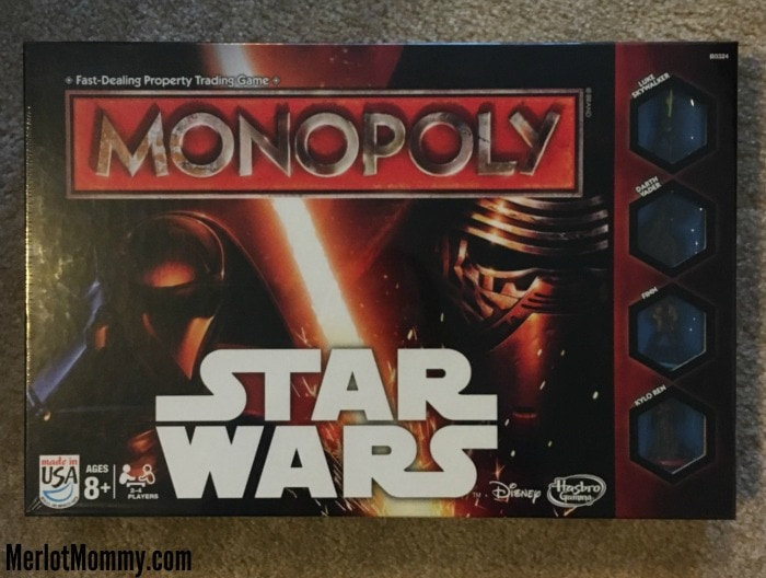 Monopoly: Star Wars Edition Game