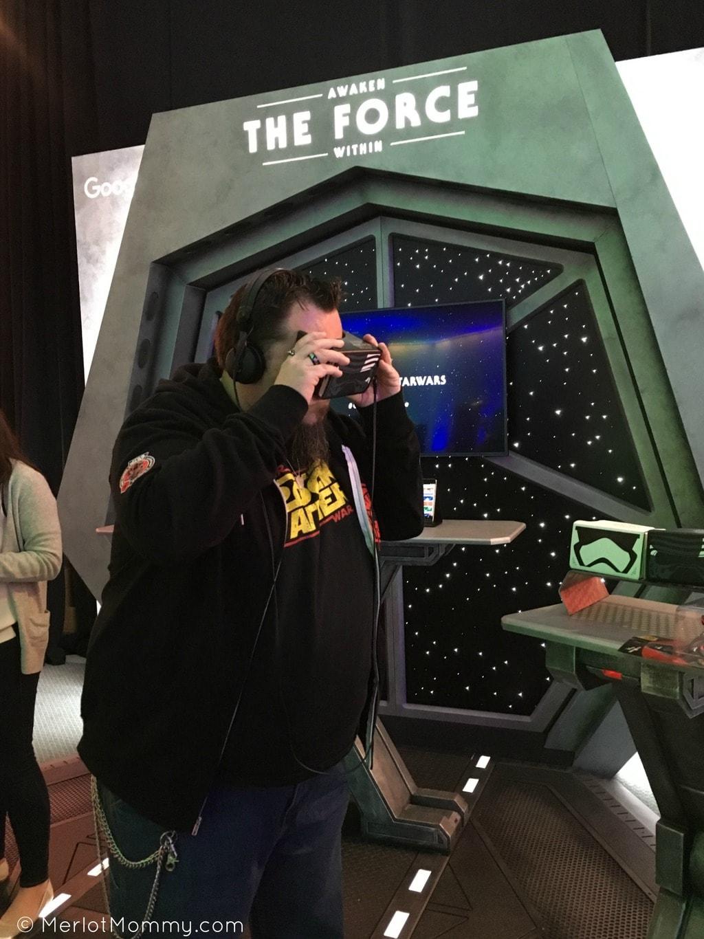 I Attended the Top Secret Star Wars Press Junket